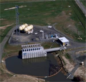 Barker Slough Pumping Plant